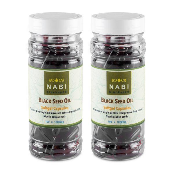 black seed oil capsules